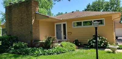 Oshkosh Single Family Home Active-No Offer: 1425 E Nevada