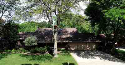 Menasha Single Family Home Active-No Offer: 1024 Woodland