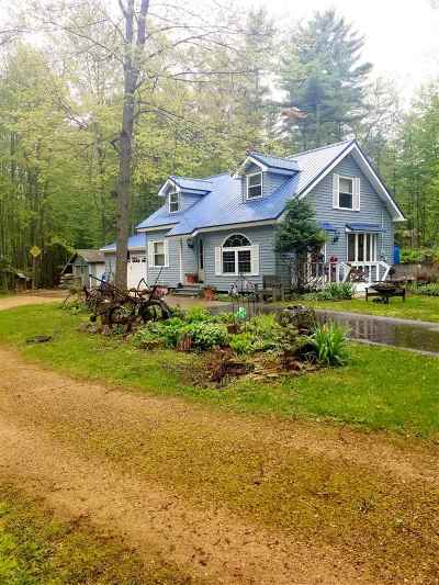 Shawano Single Family Home Active-No Offer: N6603 Old Lake