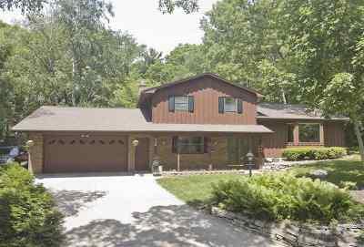 Green Bay Single Family Home Active-Offer No Bump: 550 Sunrise