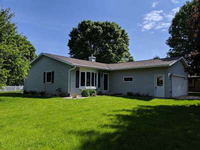 Neenah Single Family Home Active-No Offer: 684 Hummingbird