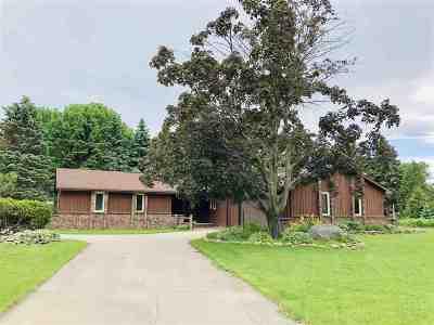 Neenah Single Family Home Active-No Offer: 1449 Windmar