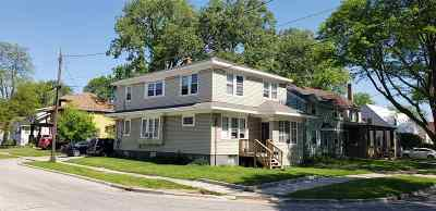 Green Bay Multi Family Home Active-Offer No Bump: 226 Hazel