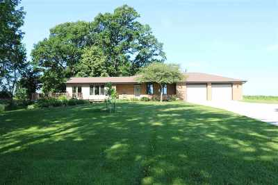 Kaukauna Single Family Home Active-No Offer: N1527 Hwy Gg