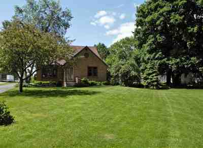 Neenah Single Family Home Active-No Offer: 1785 Hwy A
