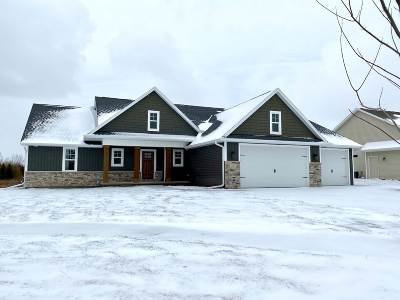 Oshkosh Single Family Home Active-No Offer: 2151 Morningstar