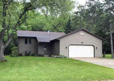 Green Bay Single Family Home Active-No Offer: 2762 Klee