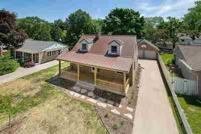 Appleton Single Family Home Active-No Offer: 77 River