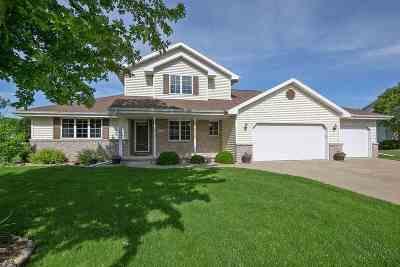 Appleton Single Family Home Active-Offer No Bump: 3481 Rosenberry