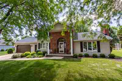 Green Bay Single Family Home Active-Offer No Bump: 1341 Finch