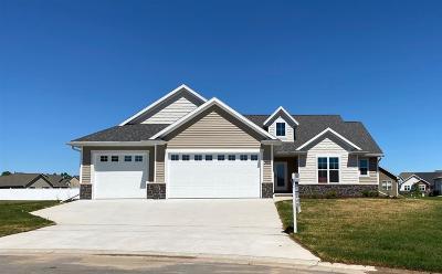 Appleton Single Family Home Active-No Offer: 3628 Golden Hill