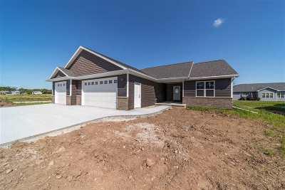 Appleton Single Family Home Active-No Offer: 2834 W Fallen Oak