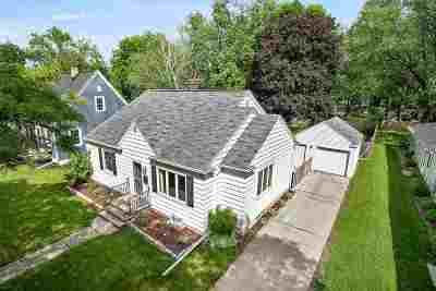 Green Bay Single Family Home Active-Offer No Bump: 1155 14th