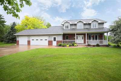 Greenville Single Family Home Active-Offer No Bump: W7216 Prairie
