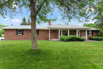 Neenah Single Family Home Active-No Offer: 1067 Patrick