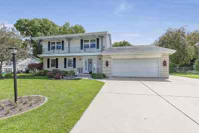 Green Bay Single Family Home Active-No Offer: 618 Broadview