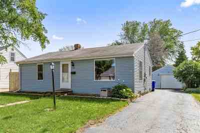 Appleton Single Family Home Active-Offer No Bump: 128 S Weimar