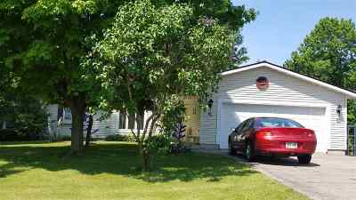 Single Family Home Active-No Offer: N7445 Hwy G