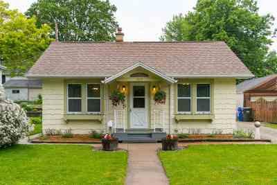Kaukauna Single Family Home Active-Offer No Bump-Show: 929 Wilson