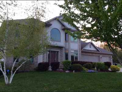Oshkosh Single Family Home Active-No Offer: 1741 Cottontail
