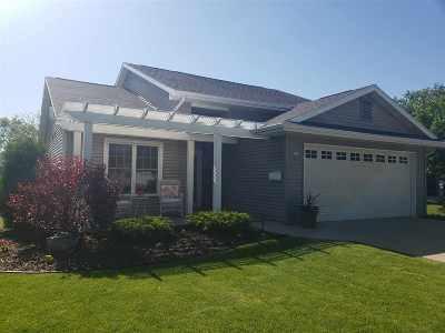 Oshkosh Single Family Home Active-No Offer: 339 Foster