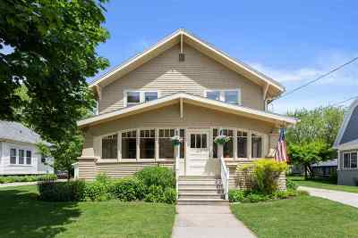 Appleton Single Family Home Active-No Offer: 1214 W Packard