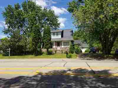 Appleton Single Family Home Active-No Offer: 2930 W Main