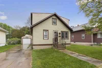 Green Bay Single Family Home Active-No Offer: 1547 Cedar