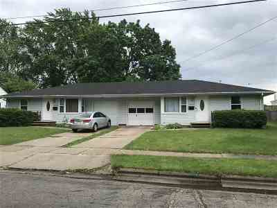 Green Bay Multi Family Home Active-No Offer: 2128 Preble