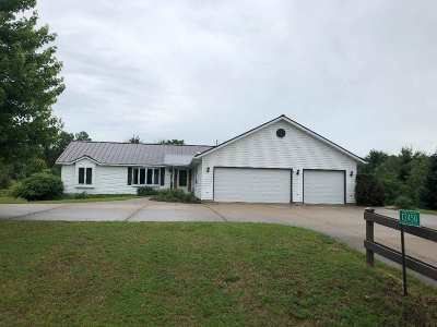 Waupaca Single Family Home Active-No Offer: E2450 Old Mill Run