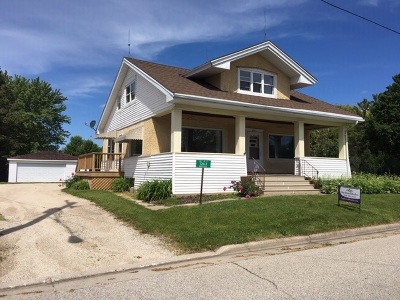 Single Family Home Active-No Offer: 1363 Hwy C