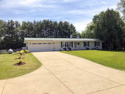 Krakow Single Family Home Active-No Offer: N4672 Green Valley