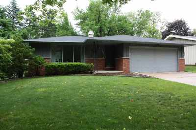 Single Family Home Active-No Offer: 1437 Katers