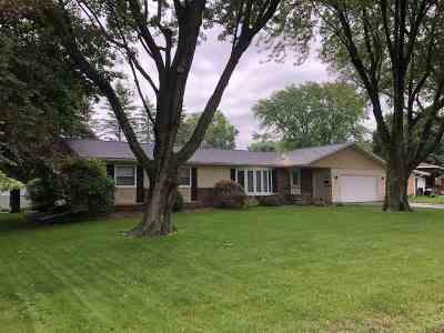 Shawano County Single Family Home Active-No Offer: 203 E Legion