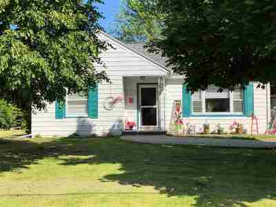 Single Family Home Active-No Offer: 3525 S Webster