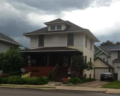 Single Family Home Active-No Offer: 471 S Main