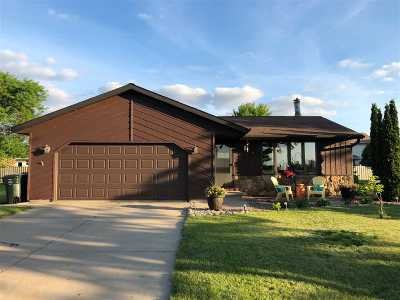 Single Family Home Active-No Offer: 1189 Meadow View