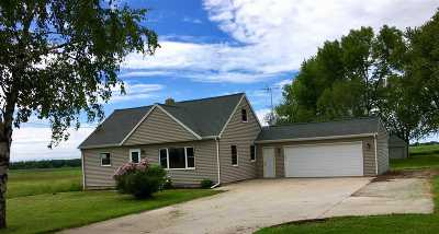 Single Family Home Active-No Offer: 5061 Algoma