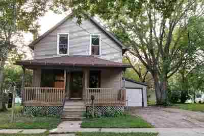Neenah Single Family Home Active-No Offer: 135 Van
