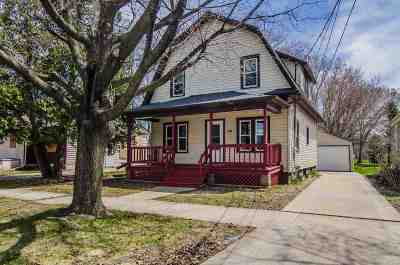 Green Bay Single Family Home Active-No Offer: 521 Goodell