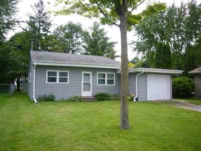 Oshkosh Single Family Home Active-No Offer: 2006 Mitchell