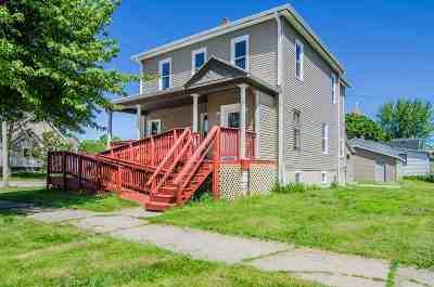 Oconto Single Family Home Active-No Offer: 303 Congress