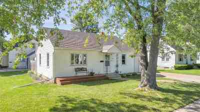 Single Family Home Active-No Offer: 1336 Wirtz