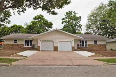 Kaukauna Multi Family Home Active-No Offer: 805 Miller