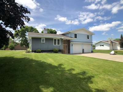 Shawano County Single Family Home Active-No Offer: 205 N Madison