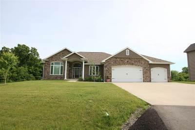 Oshkosh Single Family Home Active-No Offer: 4220 Stonegate