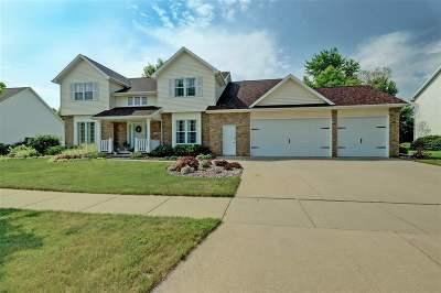 Appleton Single Family Home Active-No Offer: 225 E Fernwood