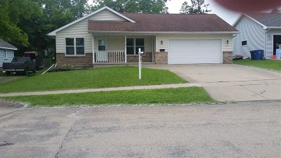 Oshkosh Single Family Home Active-Offer No Bump: 1005 Buchanan