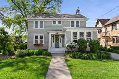 Neenah Single Family Home Active-No Offer: 207 Elm