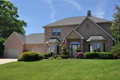 De Pere Single Family Home Active-No Offer: 1753 Corvallis